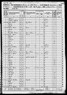 1860 Census for Wallace Petit