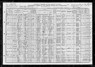1910 US Census Robert B Hildebrand